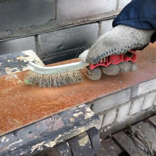 Подготовка поверхности к окрашиванию