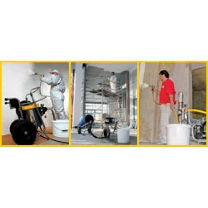Разница между гидропоршневым, поршневым и мембраным окрасочным оборудованием